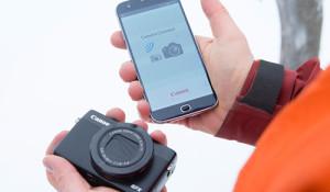 Canon sabe lo que quieren los usuarios y apuesta por la conectividad en sus productos