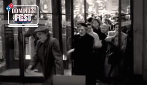 Grey lanza la última campaña de Domino's Pizza: