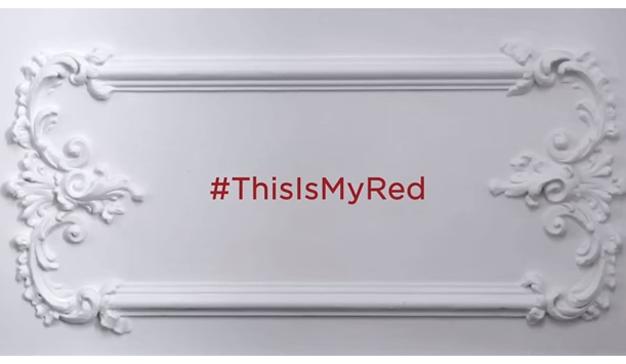 este es mi rojo L'Oréal