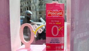 Havas y JCDecaux Innovate crean un escaparate para Leche Pascual