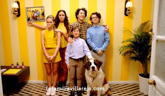 familia villarejo