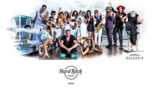 Hard Rock Hotel Ibiza realizará el casting para su equipo de animación a bordo de un Ferry de Baleària