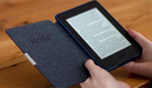 Amazon tiene un nuevo Kindle (con fundas casi