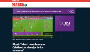 BeIN Sports y Tapsa|Y&R llevan la programación de un canal deportivo en directo a un anuncio Pre-Roll