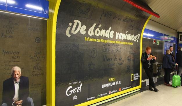 metro madrid god