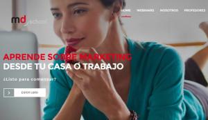 Nace un nuevo portal para aprender sobre marketing bajo el sello de MarketingDirecto.com