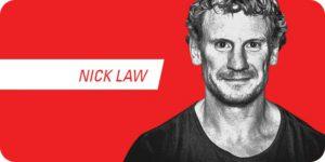 Nick Law, director creativo de R/GA Global, se convierte en el nuevo vicepresidente de la agencia