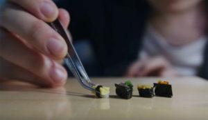 TBWA convierte el origami y el sushi en armas de reclutamiento (masivo) en esta campaña