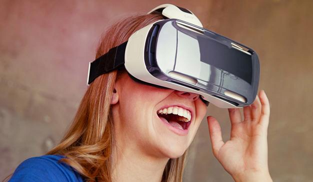 samsung gr realidad virtual