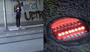 Alemania instala semáforos especiales para que los adictos al móvil no corran peligro