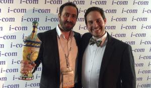 Starcom, Integral Ads y Publicis, reinas del smart data marketing según los premios #ICOM16