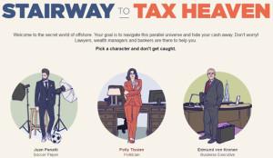 Con este juego online aprenderá a evadir impuestos al estilo de los #PanamaPapers