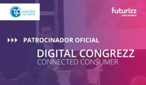T2O media, patrocinador del Digital Congrezz en Futurizz