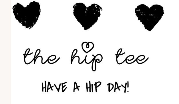 the hip tee logo