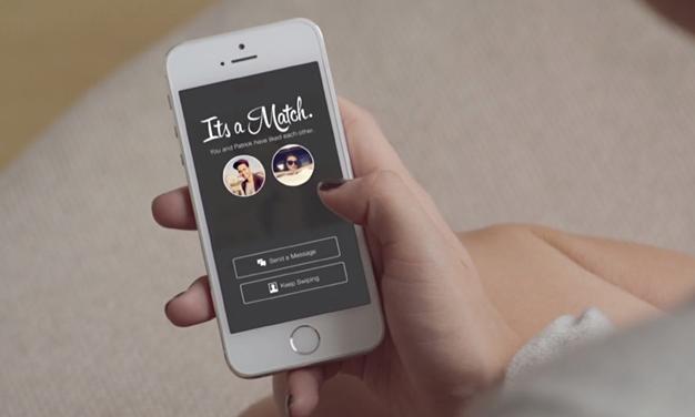 Tinder dating app photo