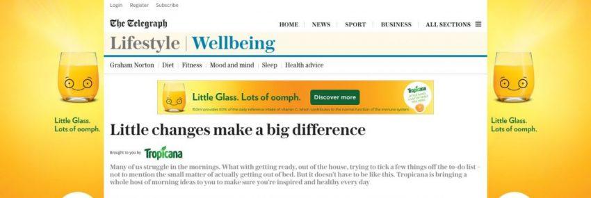 The Telegraph, primer medio en ofrecer formatos publicitarios con el 100% de visibilidad