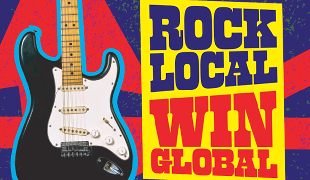 Rock Local Win Global