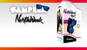 Samplia y Northweek se unen para distribuir 40.000 gafas de sol