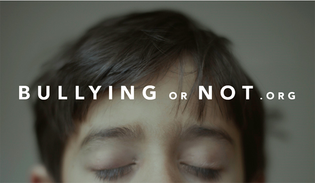 bullying or not campaña