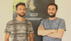 Ezequiel De Luca y Nicolás Diaco se unen a VICE