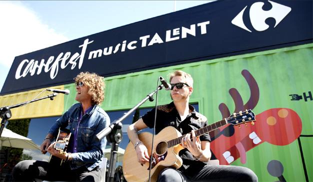 Carrefour Music imagen