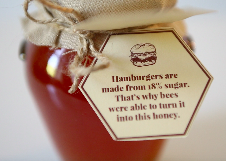 Hamburger Honey 2