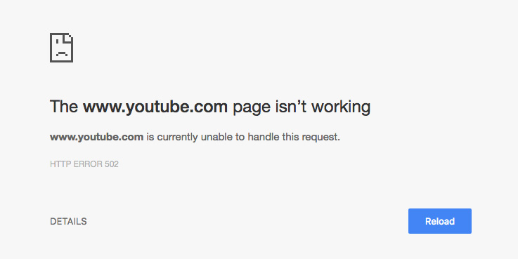 YouTube-hed