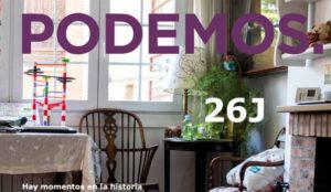 En Podemos se hacen (literalmente) los suecos con su innovador programa electoral