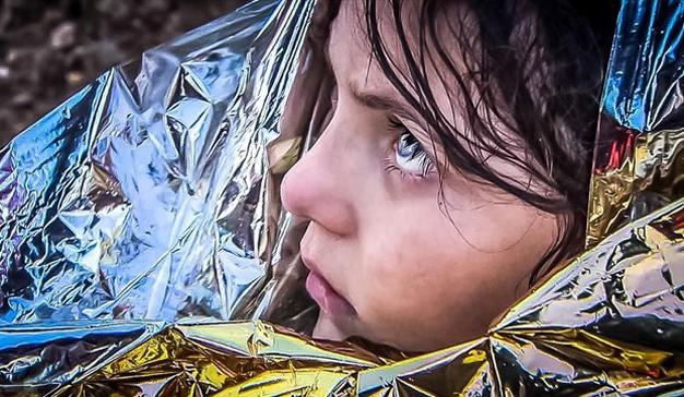 """#DiarioVice muestra la realidad más cruda del Mediterráneo en """"Refugiados en el mar"""""""
