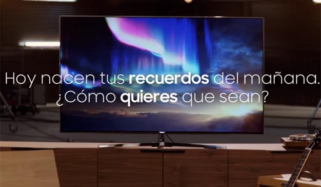 Nueva campaña de Samsung para mejorar la calidad de nuestros #RecuerdosEnSUHD