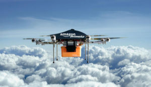 Los compradores online quieren un cielo surcado de drones trayendo y llevando paquetes