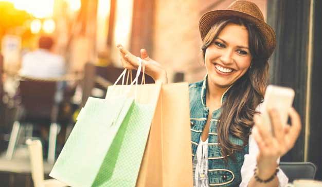 Las españolas de entre 35 y 44 años, las más adictas al e-commerce de moda