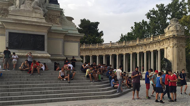 pokemon retiro