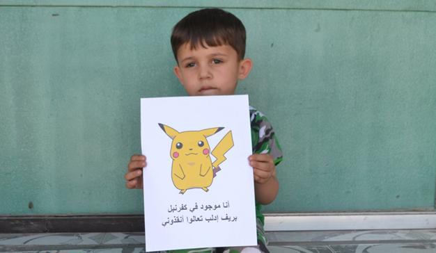 Los personajes de Pokémon Go llegan a Siria por una buena causa
