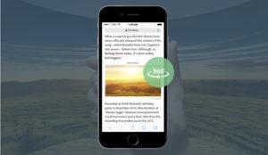 Teads lanza el primer formato publicitario de vídeo outstream 360