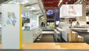 El espacio Plug&Play Collection 2015 de C!Print Madrid, seleccionado para los premios Restaurant & Bar Design Awards