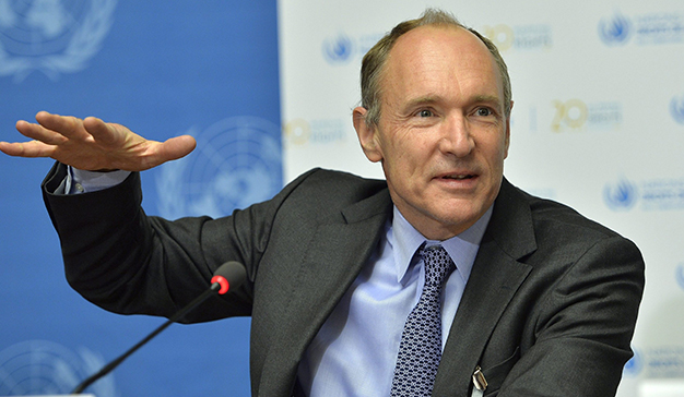 Tim Berners-Lee Thought for Day
