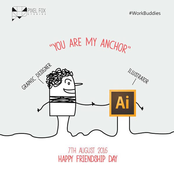3-puny-posters-celebrate-relationship-creatives-professionals-have-with-most-used-software