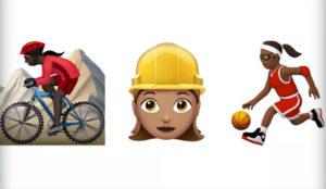 Apple celebra la diversidad e igualdad de género con nuevos emojis