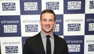 Airweave continuará como patrocinador de Lochte tras el escándalo del nadador
