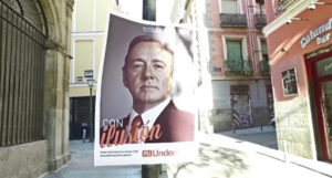La campaña electoral en España no ha terminado: ahora es el turno de Frank Underwood