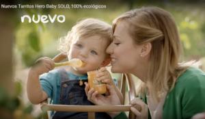 Nueva campaña de televisión de Hero Baby para este verano