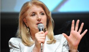 Arianna Huffington se apea del barco del Huffington Post