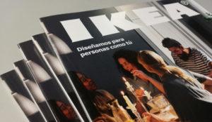 Geobuzón e IKEA vuelven a unirse para repartir el catálogo más esperado del nuevo curso