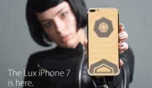 Así es la versión más lujosa del iPhone 7: diamantes incrustados y 1,3 millones de dólares