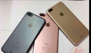 El iPhone 7 podría estar disponible en cinco colores con el negro como novedad