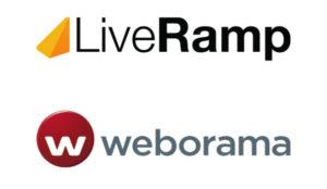 LiveRamp y Weborama se alían para optimizar el data de losCRM y perfeccionar el conocimiento del cliente