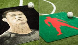 Cristiano Ronaldo continúa con su faceta empresarial: ahora con las mantas de lujo