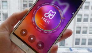 Samsung baja el volumen: su servicio Milk Music desaparece el 22 de septiembre