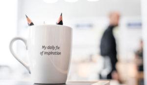 Moleskine abre en Milán un café inspirado en la mítica libreta